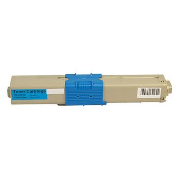 OKI 44973547 #301 Cyan Premium Generic Toner