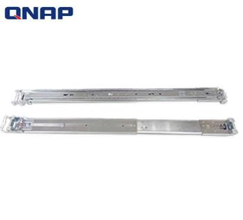 QNAP RAIL-A03-57, RACK SLIDE RAIL KIT - FOR 2U/3U TS-ECX80U (EC1680U) SERIES (MAX 57KG LOADING)