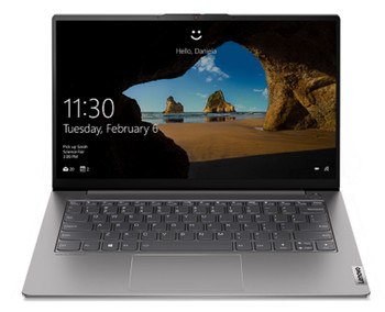 LENOVO ThinkBook 14S 14' FHD Intel i5-11th 16GB 512GB SSD WIN10 PRO Intel UHD Graphics WIFI6 Fingerprint 11hrs 1.46kg 1YR ONSITE WTY W10P Notebook