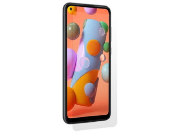 3SIXT PrismShield Classic Curved Glass for Samsung Galaxy A71 - Lightweight, Anti-Scratch, Anti-Smudge, Bubble Free Application, Optical Clarity
