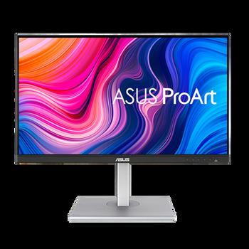 ASUS PA279CV 27' ProArt Professional Monitor, 4K (3840x2160), IPS, 100% sRGB, PD 65W, Color Accuracy, ProArt Preset, ProArt Palette, Ergonomic Stand