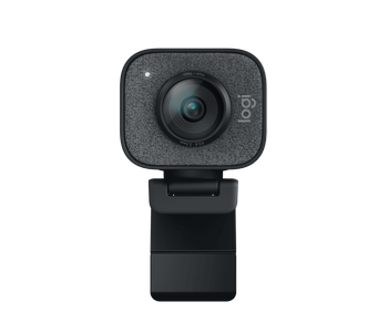 LOGITECH STREAMCAM 1080P HD,BUILT IN MIC,AUTO FOCUS,USB-C,GRAPHITE,1YR WTY, Full HD camera with USB-C for live streaming and content creation