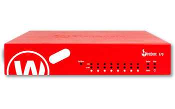 WATCHGUARD Firebox T70 and 1-yr Standard Support (WW) - Only available to WGOne Silver/Gold Partners