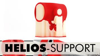 PVA Support Filament Helios Support - Natural 3D Printer Filament (ALL-HELIOS)