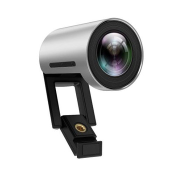 YEALINK UVC30 Room Edition, Smart Framing, 4K / 30FPS, USB Camera for Small Meeting Rooms, Microsoft Teams, Skype For Business, Zoom, PTZ Control,