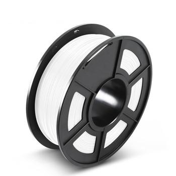 PLA 1.75mm 3D Filament White 1KG