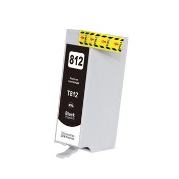 EPSON 812XXL Premium Black Compatible Inkjet Cartridge
