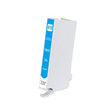 EPSON 812XL Premium Cyan Compatible Inkjet Cartridge