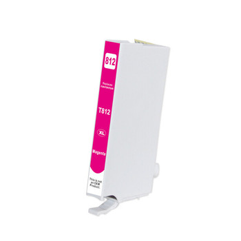 812XL Premium Magenta Compatible Inkjet Cartridge