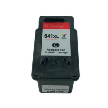 CANON CL641XL Remanufactured Colour Inkjet Cartridge with new chip