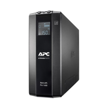 APC Back Up Line Interactive TW Premium UPS 1600VA, 230V, 960W, 8x IEC C13 Sockets, LCD Display, Ideal for High Performance Computers, 2 Year Warranty