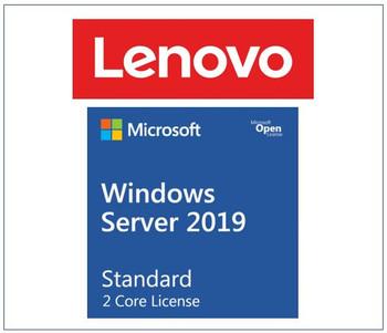 LENOVO Windows Server 2019 Standard Additional License (2 core) (No Media/Key) (Reseller POS Only)