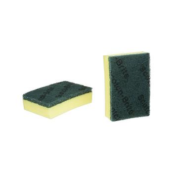 SCOTCHBRITE H/Duty Scour Sponge Pk2 Bx6