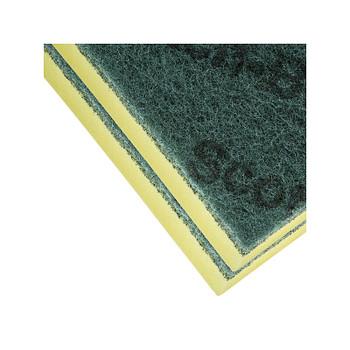 SCOTCHBRITE Scrub Sponge H/Duty Pk4