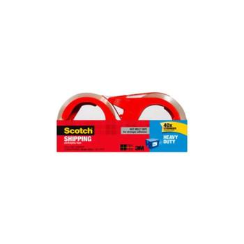 SCOTCH Pkg Tape 3850-2-1RDAU Bx6