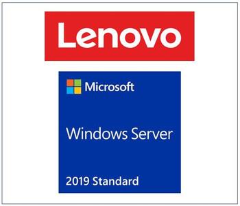 LENOVO Windows Server 2019 Standard ROK (16 core) - MultiLang ST50 / ST250 / SR250 / ST550 / SR530 / SR550 / SR650 / SR630