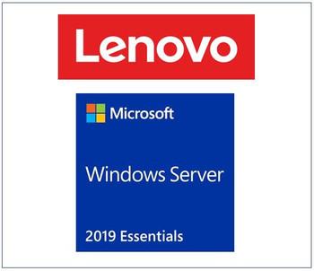 LENOVO Windows Server 2019 Essentials ROK – MultiLang ST50 / ST250 / SR250 / ST550 / SR530 / SR550 / SR650 / SR630