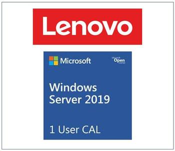 LENOVO Microsoft Windows Server 2019 Client Access License (1 User) ST50 / ST250 / SR250 / ST550 / SR530 / SR550 / SR650 / SR630