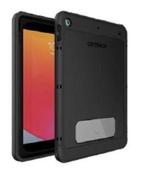 OTTERBOX ResQ Series Case for Apple iPad 8th Gen / iPad 7th Gen - Black