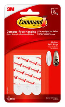 COMMAND Hook 17068 Pack of 2 Bx4