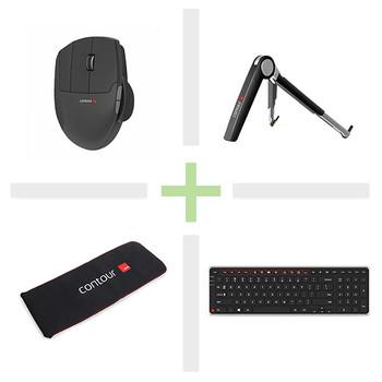 CONTOUR Travel Kit Lite Left Wireless Bundle