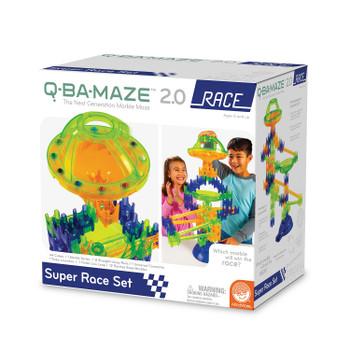 Q-BA-MAZE 2.0 Q-BA-MAZE 2.0:  SUPER RACE SET