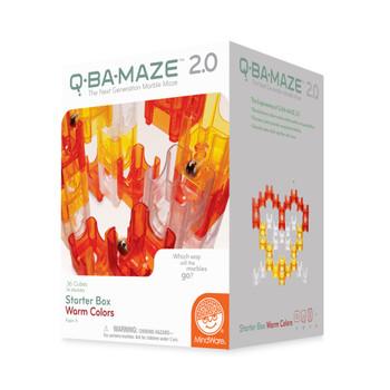 Q-BA-MAZE 2.0 Q-BA-MAZE 2.0:  STARTER BOX - WARM COLOURS