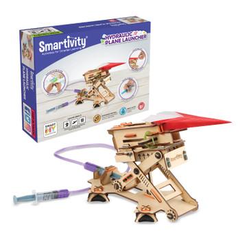 SMARTIVITY Smartivity Hydraulic Plane Launcher