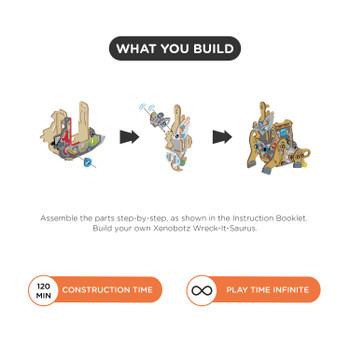 SMARTIVITY Smartivity XenoBotz