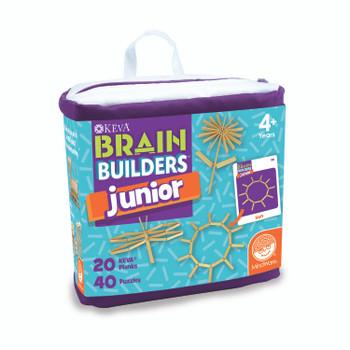 KEVA PLANKS KEVA: Brain Builders JR.