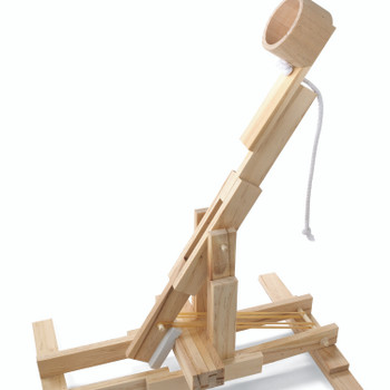 KEVA PLANKS KEVA: Catapult