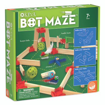 KEVA PLANKS KEVA Maker: Bot Maze