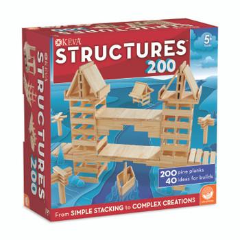 KEVA PLANKS KEVA: Structures 200 Plank Kit