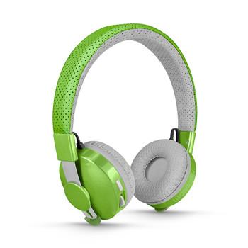 LILGADGET LilGadgets Untangled Pro Childrens Wireless Bluetooth Headphones - Green
