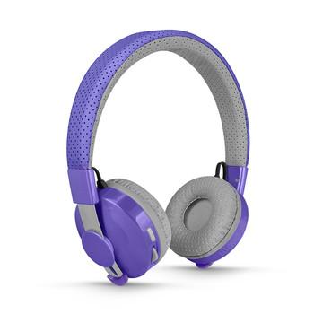 LILGADGET LilGadgets Untangled Pro Childrens Wireless Bluetooth Headphones - Purple