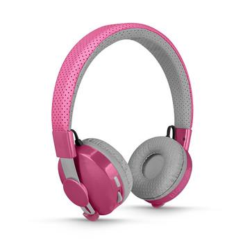 LILGADGET LilGadgets Untangled Pro Childrens Wireless Bluetooth Headphones - Pink
