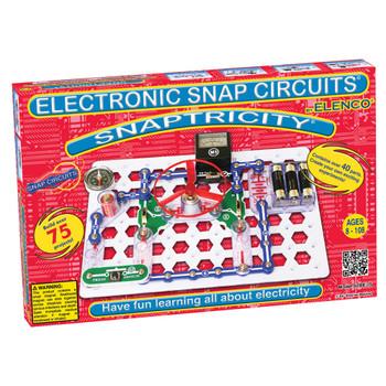 SNAP CIRCUITS Snap Circuits Snaptricity