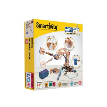 SMARTIVITY Smartivity Pump It Move It Hydraulic Crane