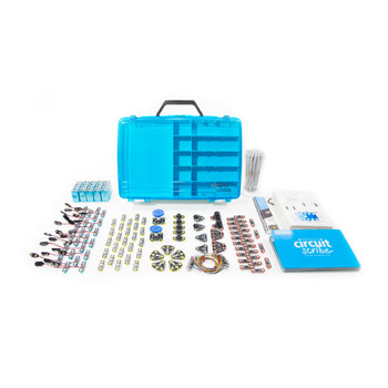 CIRCUIT SCRIBE Circuit Scribe Intro Kit With Storage