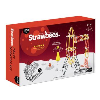 STRAWBEES Strawbees - Crazy Scientist Kit