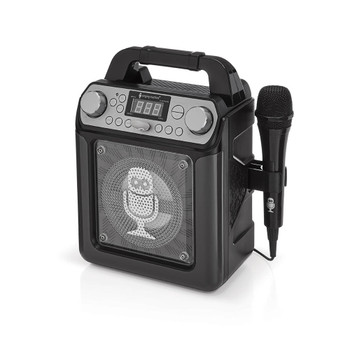 SINGING MACHINE Singing Machine Groove Mini Karaoke System