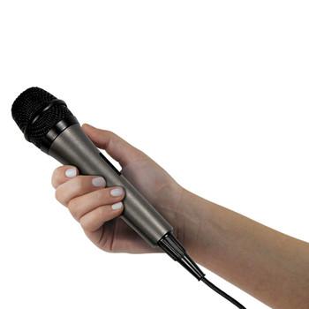 SINGING MACHINE Singing Machine Wired Microphone