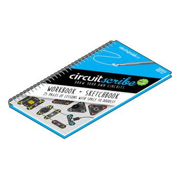CIRCUIT SCRIBE Circuit Scribe Educational Workbook