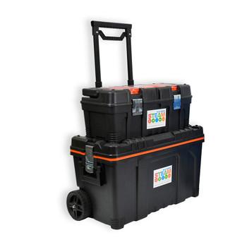 Portable Lockable STEAM Storage Kit