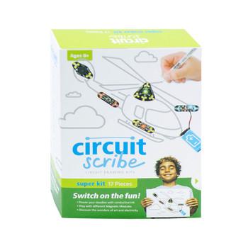 CIRCUIT SCRIBE Circuit Scribe Super Kit