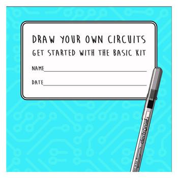 CIRCUIT SCRIBE Circuit Scribe Basic Educational Booklet