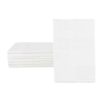 STRAWBEES Strawbees Construction Pipes  - White