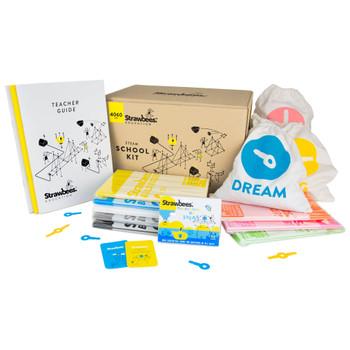 STRAWBEES Strawbees School Kit