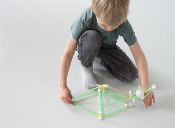 STRAWBEES Strawbees - Inventor Kit