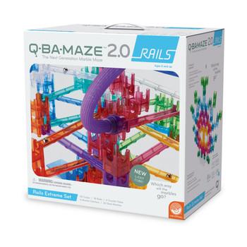 Q-BA-MAZE 2.0 Q-BA-MAZE 2.0: RAILS EXTREME SET